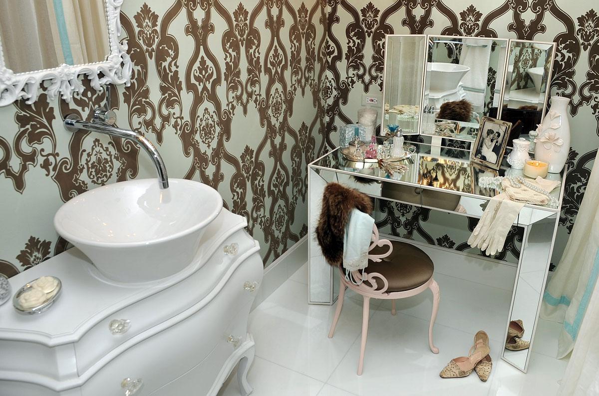 Маленькая ванная комната. Планировка