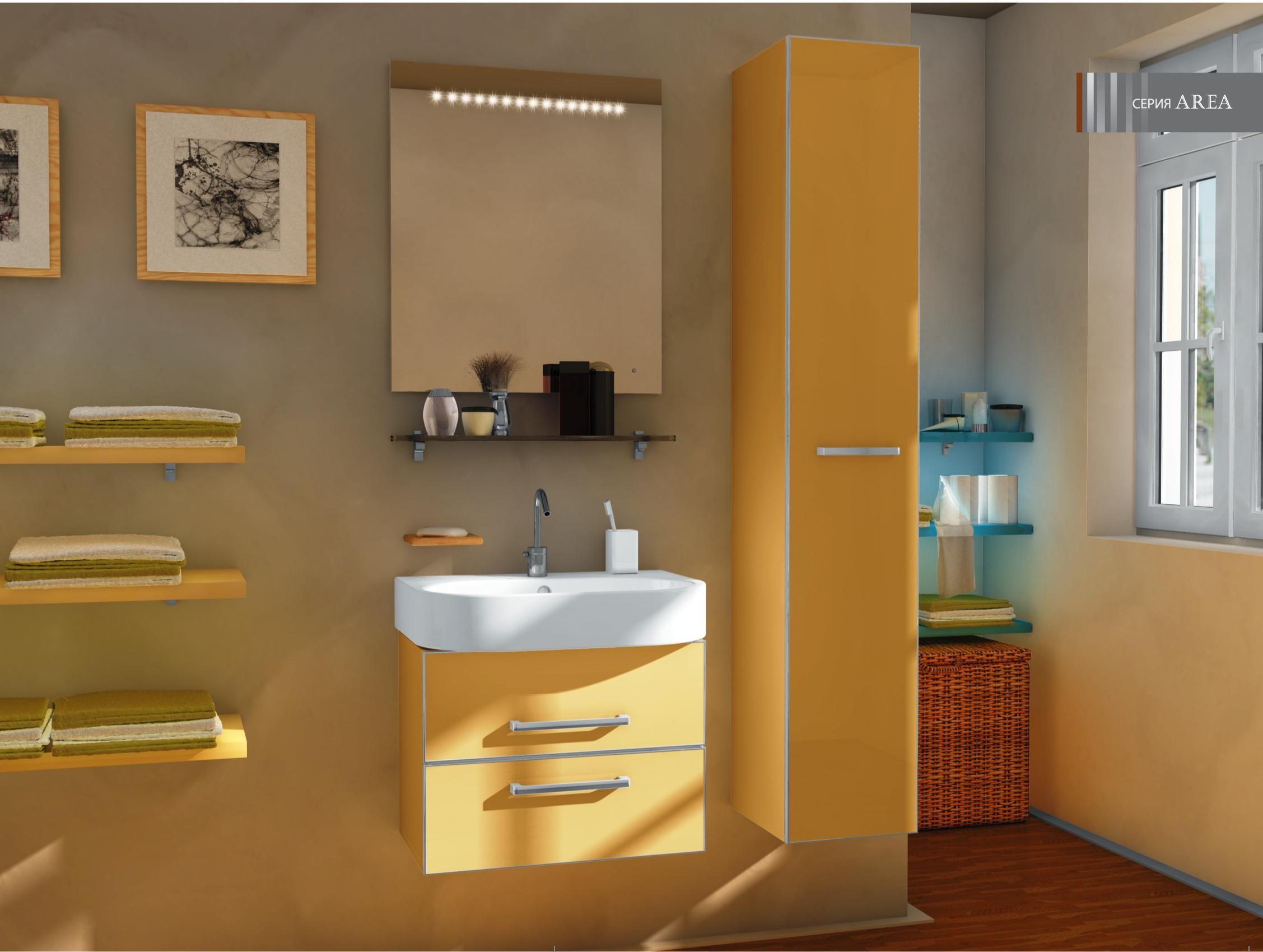 Мебель для ванной комнаты - Бриклаер