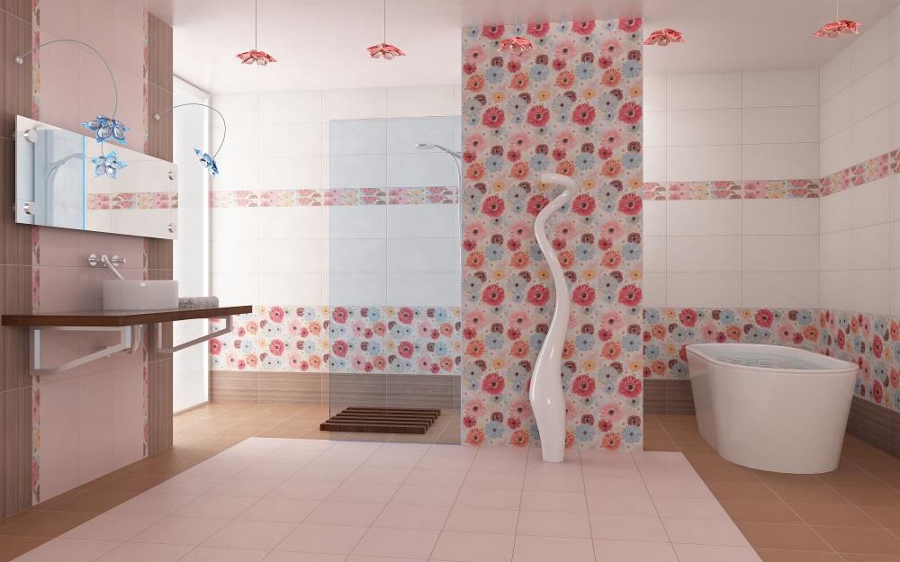 Ванная комната пластиковыми панелями